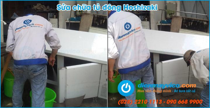Sửa chữa tủ đông Hoshizaki - Tủ đông công nghiệp