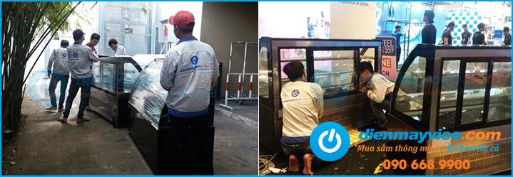 Trung tâm bảo hành, sửa chữa tủ trưng bày bánh kem chất lượng cao