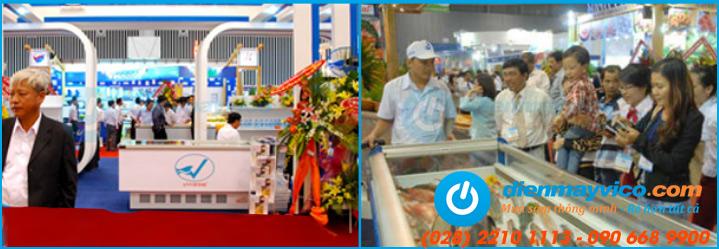 Cho thuê tủ đông chuyên nghiệp, chất lượng cao tại Hà Nội