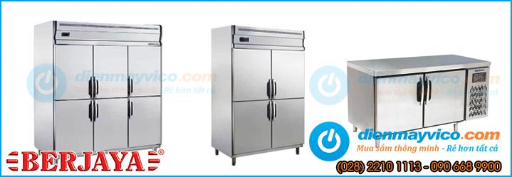 Tổng đại lý phân phối tủ đông lạnh inox giá rẻ
