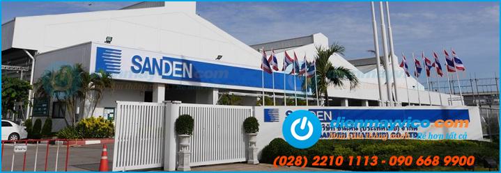Sanden Intercool - Nhà sản xuất thiết bị lạnh hàng đầu thế giới
