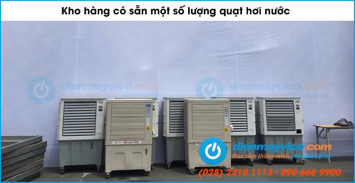 Cho thuê quạt hơi nước giá rẻ tại TPHCM