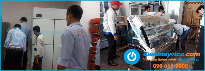 Tại sao tìm đại lý để mua tủ đông Berjaya