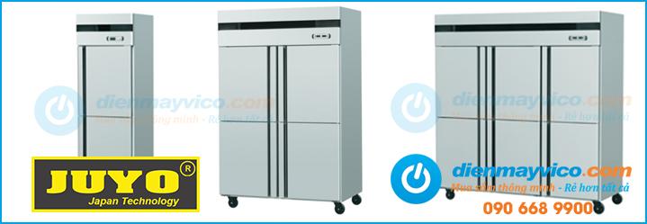 Tủ lạnh công nghiệp inox Juyo công nghệ Nhật Bản mới nhất