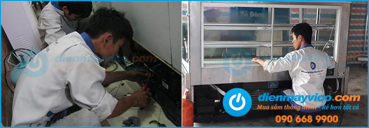 Cách chọn mua tủ lạnh công nghiệp cũ bạn cần phải biết