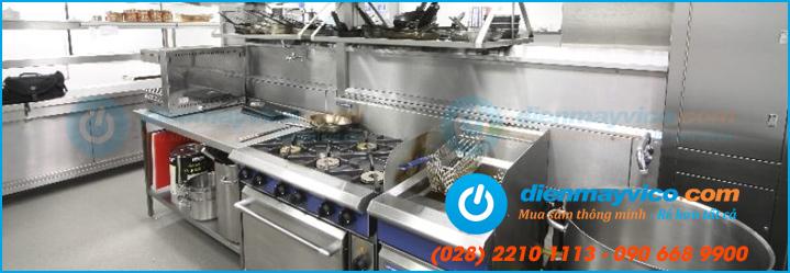 Nhà Cung cấp thiết bị bếp nhà hàng khách sạn uy tín tphcm