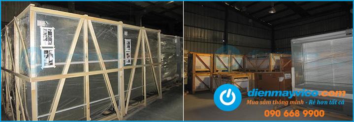 Nhà phân phối tủ lạnh công nghiệp 6 cánh nhập khẩu giá kho