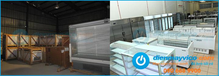 Tổng đại lý phân phối tủ đông mát công nghiệp giá kho