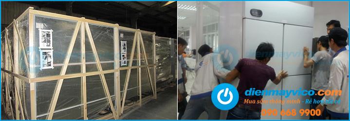 Đại lý cấp 1 phía Nam phân phối tủ lạnh công nghiệp Sanaky