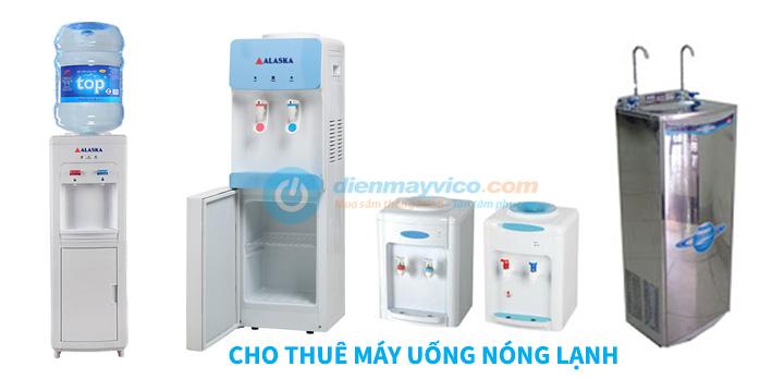 Cho thuê máy uống nóng lạnh
