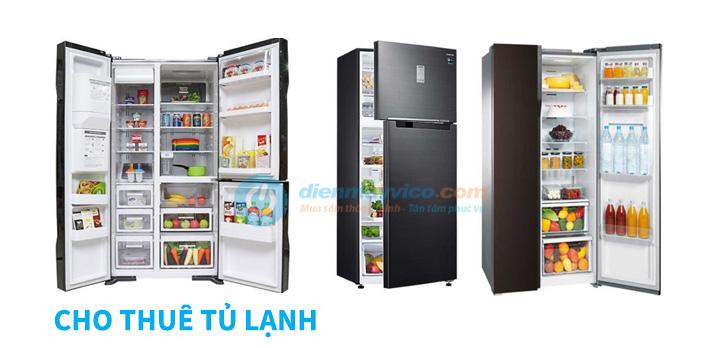 Cho thuê tủ lạnh