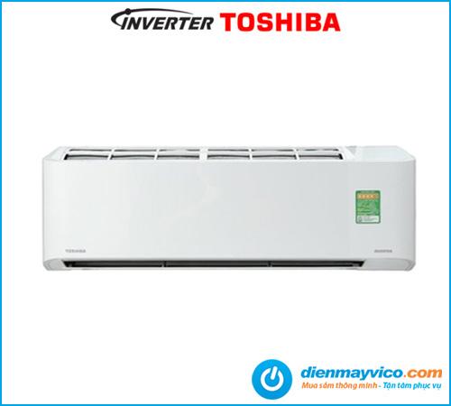Máy lạnh treo tường Toshiba Inverter RAS-H10BKCVS-V 1.0 Hp