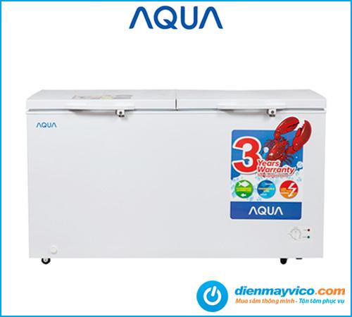 Tủ đông mát Aqua AQF-R390 255 Lít