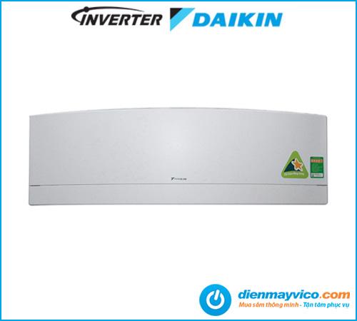 Máy lạnh treo tường Daikin Inverter FTKJ25NVMVW 1.0 Hp
