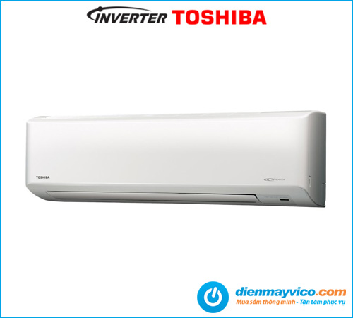 Máy lạnh treo tường Toshiba Inverter RAS-13N3KCV 1.5 Hp