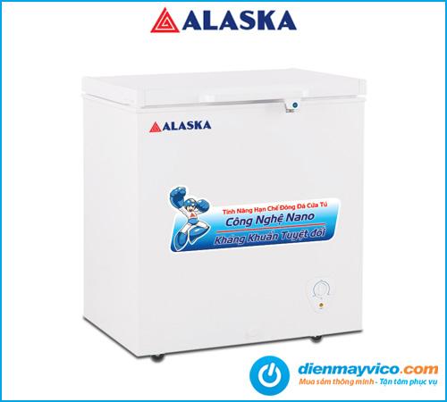 Tủ đông Alaska BD-300 205 Lít