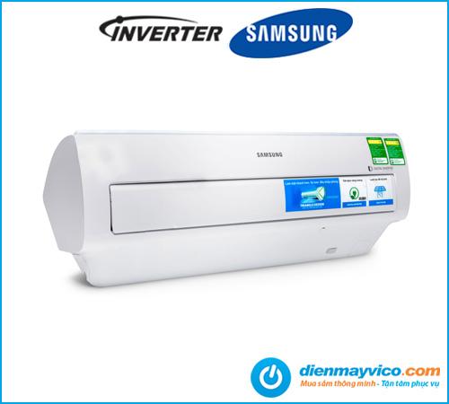 Máy lạnh treo tường Samsung Inverter AR10KVFSCUR 1.0 Hp