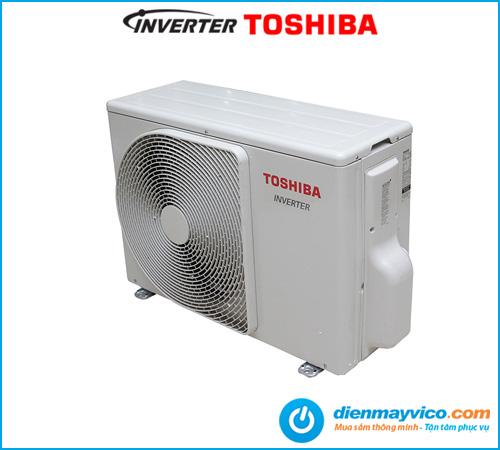 Máy lạnh treo tường Toshiba Inverter RAS-H18BKCV-V 2.0 Hp