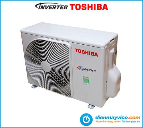 Máy lạnh treo tường Toshiba Inverter RAS-H13G2KCV-V 1.5 Hp