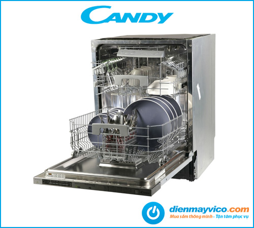 Máy rửa chén Candy CDP 1LS39X