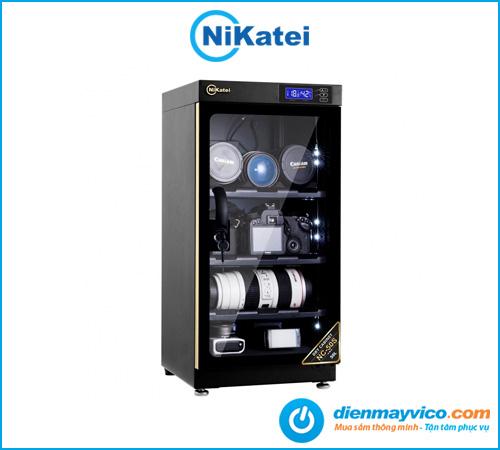 Tủ chống ẩm Nikatei NC-50S 50 Lít
