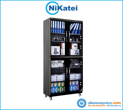 Tủ chống ẩm Nikatei NC-600S 580 Lít