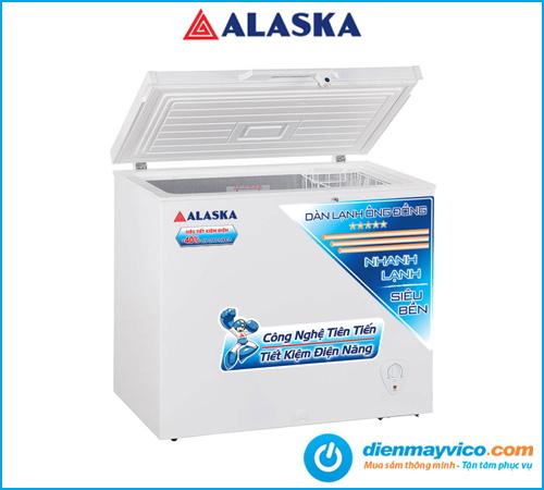 Tủ đông Alaska BD-200C