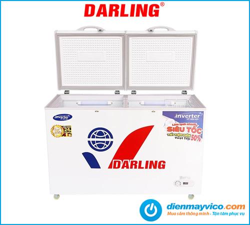 Tủ đông Darling DMF-4799 Ai-1 Inverter 450 Lít