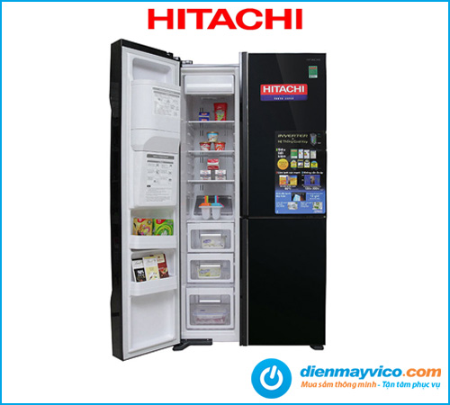 Tủ lạnh Hitachi Inverter R-M700GPGV2 584 Lít