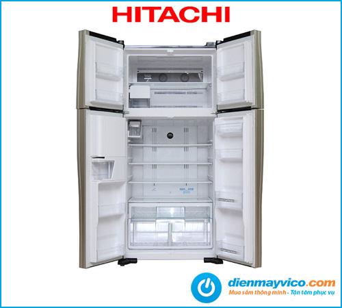 Tủ lạnh Hitachi Inverter R-W660FPGV3X 540 Lít