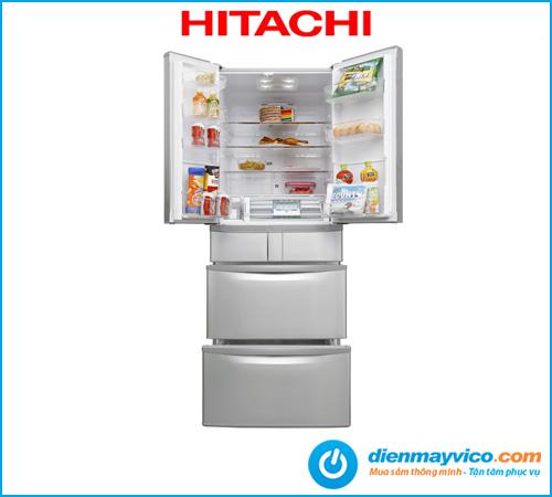 Tủ lạnh Hitachi Inverter SF48EMV 497 Lít