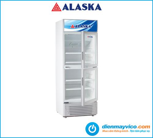 Tủ mát Alaska LC-533DB 350 Lít