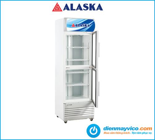 Tủ mát Alaska LC-743DB 382 Lít