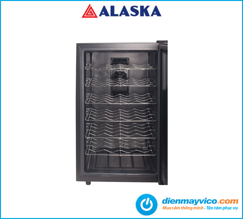 Tủ mát ướp rượu Alaska JC-28S