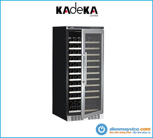 Tủ ướp rượu Kadeka KA-110WR