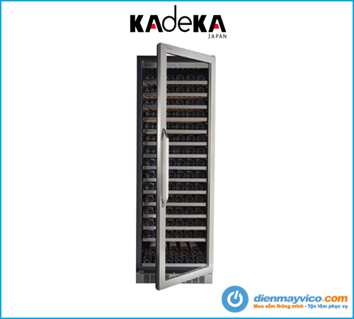 Tủ ướp rượu Kadeka KSJ-168EW