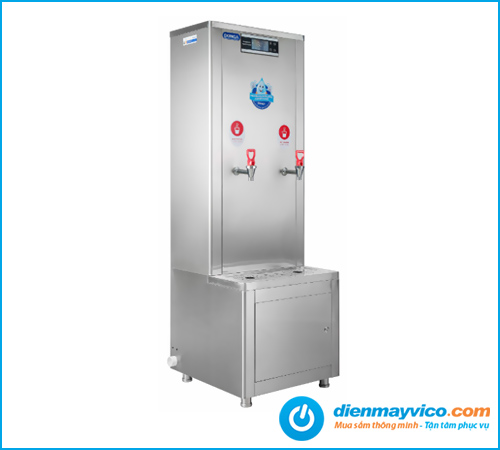 Tính năng Máy đun nước nóng tự động 90L/H 2 vòi