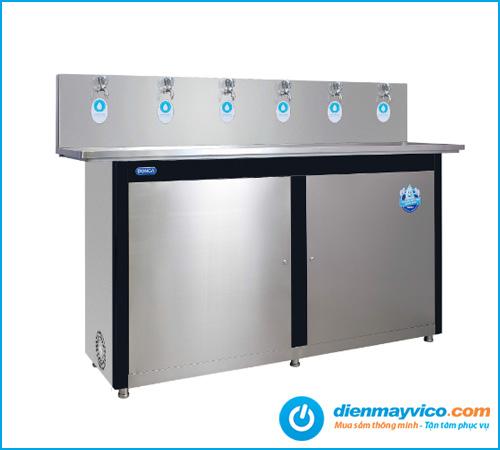 Máy lọc nước tinh khiết 6 vòi DAD-6S