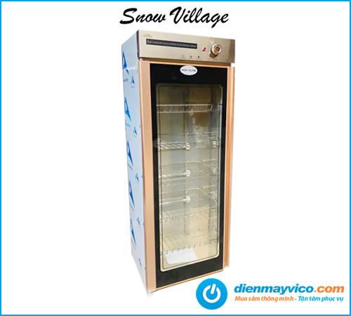 Tủ sấy chén Snow Village 380L - 1 cửa