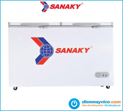Tủ đông mát Sanaky VH-668W2 485 Lít