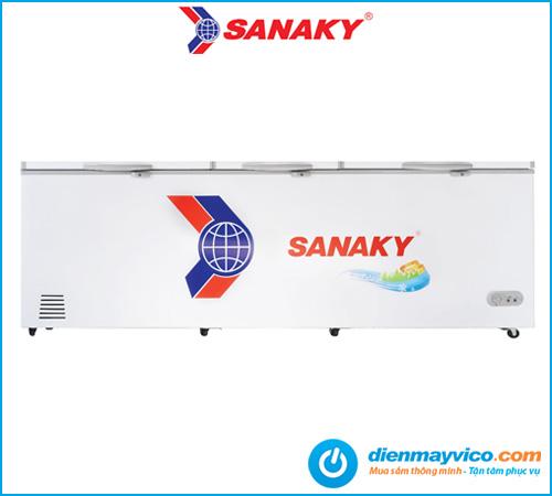 Mua tủ đông Sanaky VH-1168HY2 900 lít chính hãng giá tốt