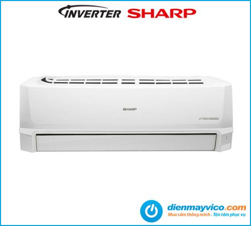 Máy lạnh treo tường Sharp Inverter AH-X12SEW 1.5 Hp