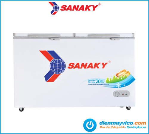 Tủ đông mát Sanaky VH-6699W1 485 Lít