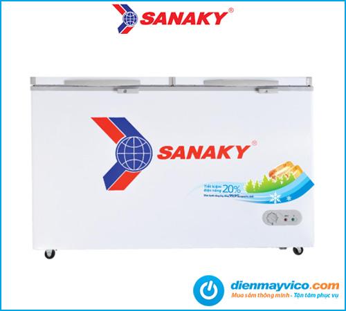 Tủ đông mát Sanaky VH-2599W1 195 Lít