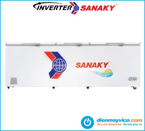 Tủ đông Sanaky VH-1399HY3 Inverter 1143.5 Lít