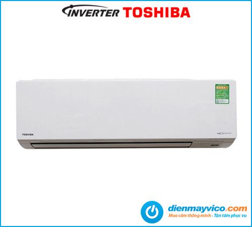 Máy lạnh treo tường Toshiba Inverter RAS-H10G2KCV-V 1.0 Hp