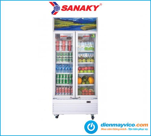 Tủ mát Sanaky VH-8009HP 700 Lít