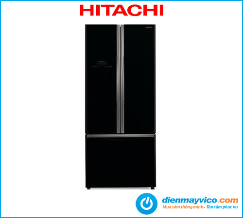 Tủ lạnh Hitachi Inverter R-WB475PGV2 GBK 382 Lít