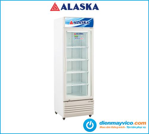 Tủ mát Alaska LC-633H (342L)