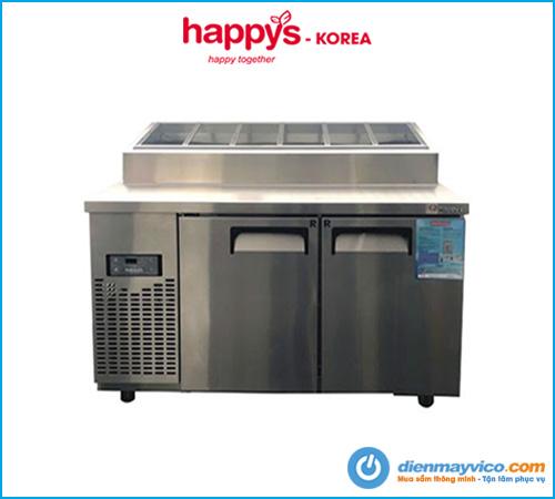 Bàn mát Topping Happys HWA-1200TP 1m2
